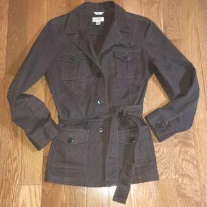 Vintage Suede Professional Jacket